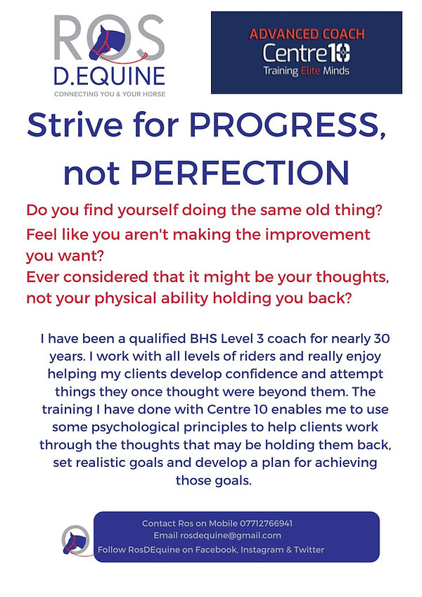Strive for PROGRESS, not PERFECTION.jpg