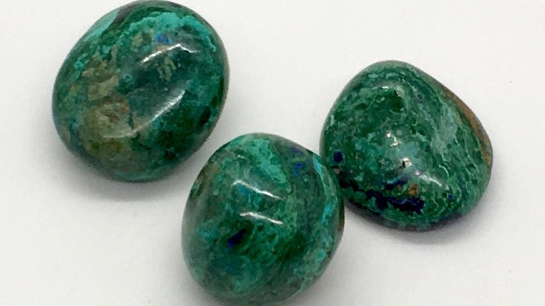 Azurite - Malachite from Peru