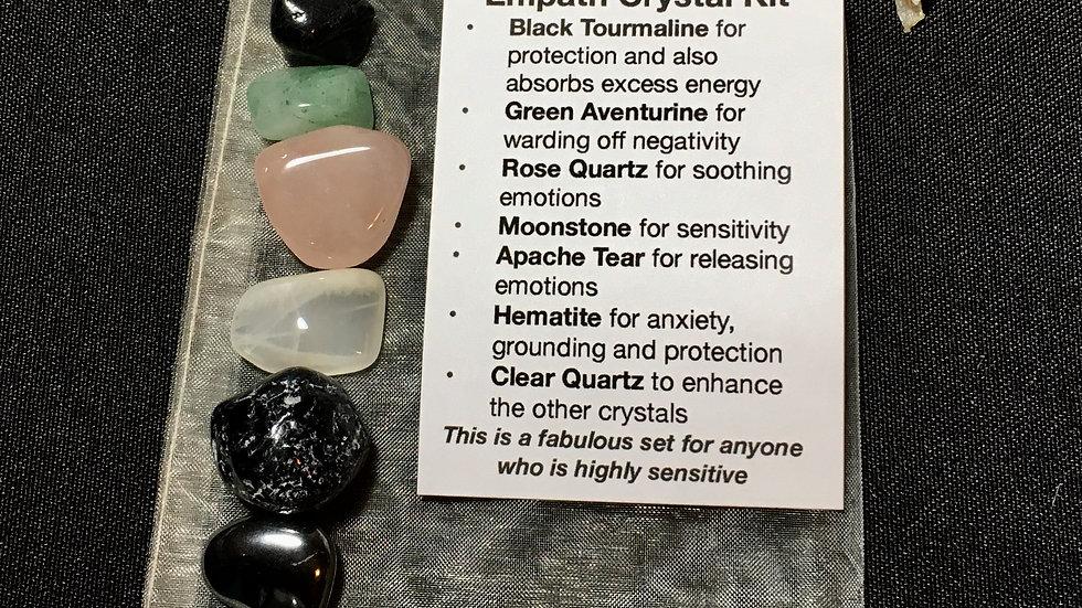 Empath Crystal Kit