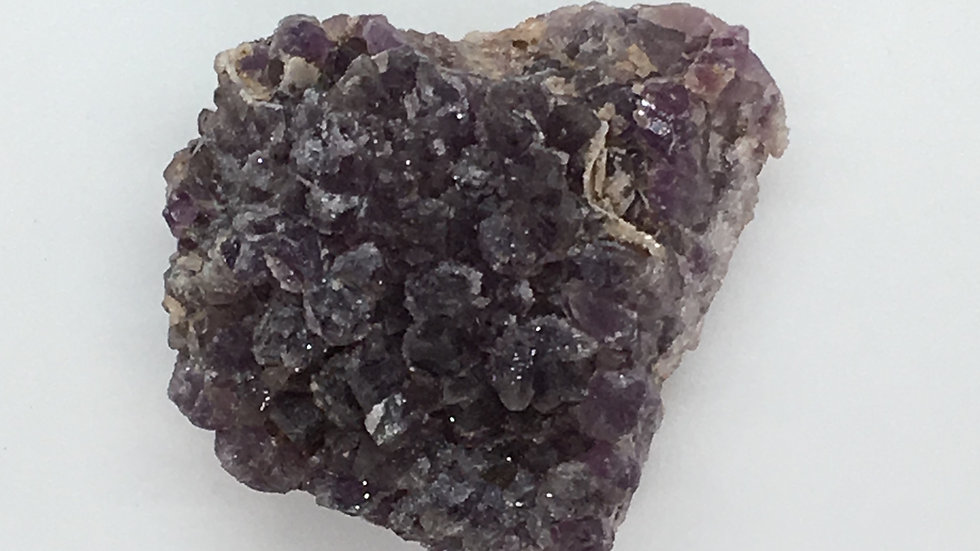 Amethyst Cluster from the Alacham Mine