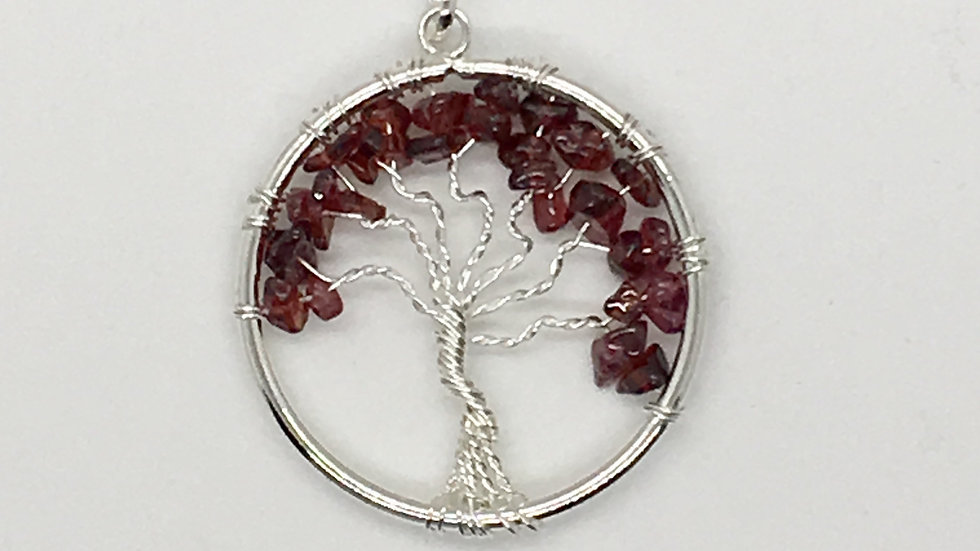 Garnet Tree of Life