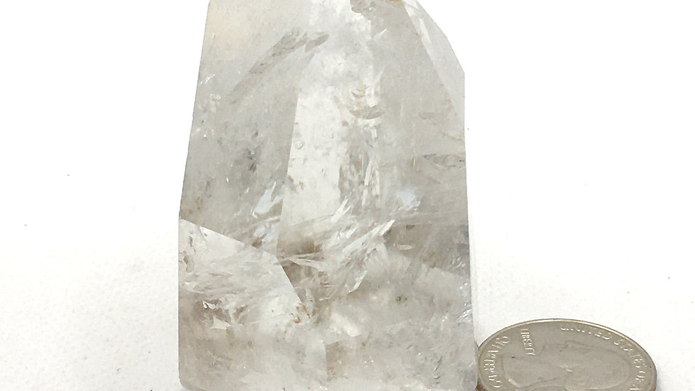 Clear Quartz Point/Tower