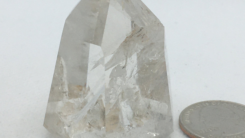 Fire & Ice Quartz Point/Tower
