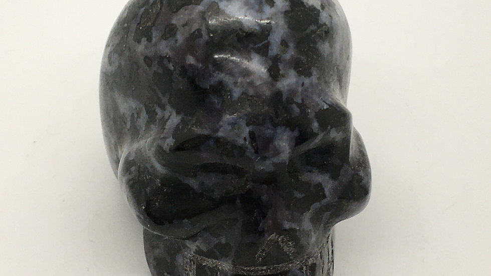 "Mystic Merlinite 2 1/2"" Skull"
