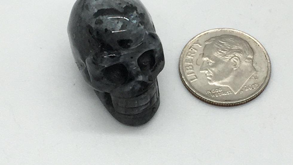 Larvikite Baby Skull