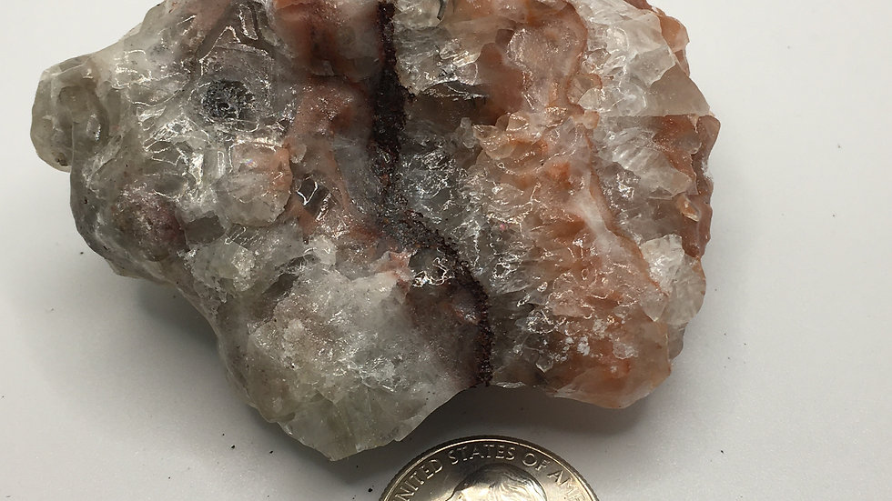Tri-Color Calcite AKA Banded Calcite