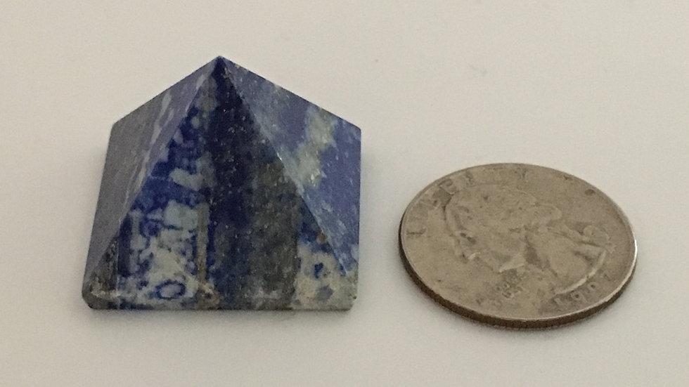 Lapis Lazuli Mini Pyramid