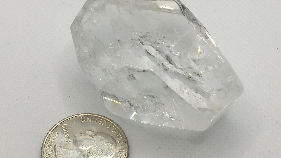 Clear Quartz Polished Free Form