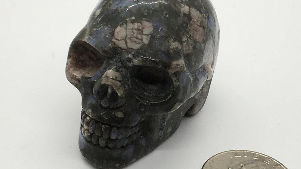 """Que Sera 2"""" Skull"""