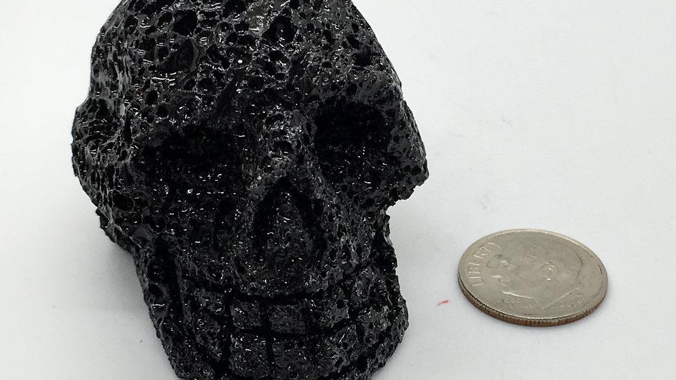 """Lava 2"""" Skull"""