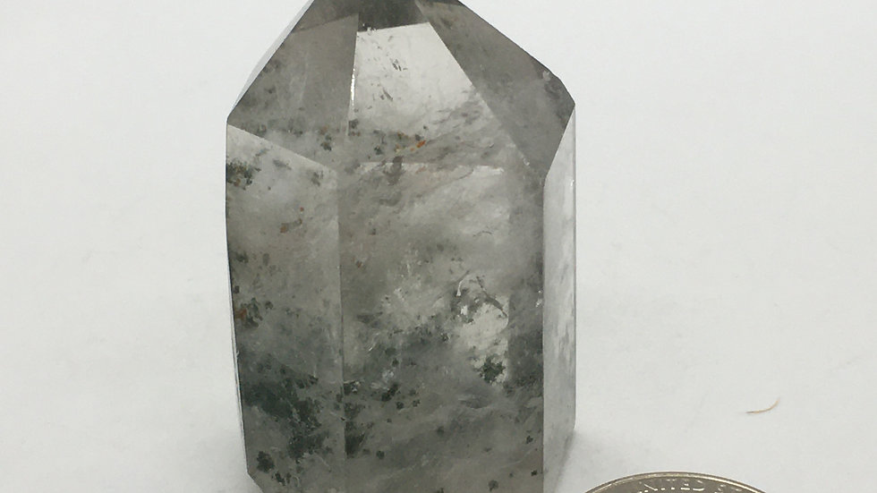 Chlorite in Quartz Tower