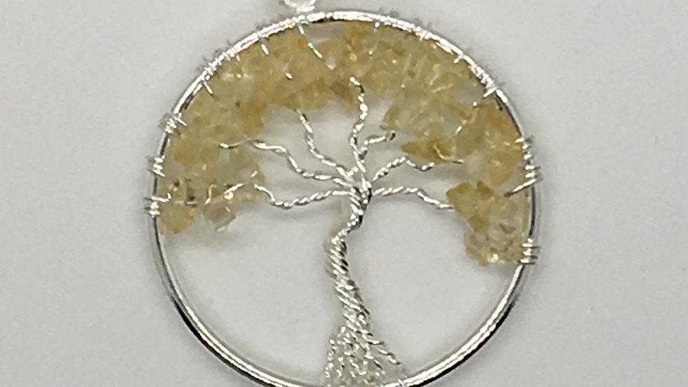Citrine Tree of Life