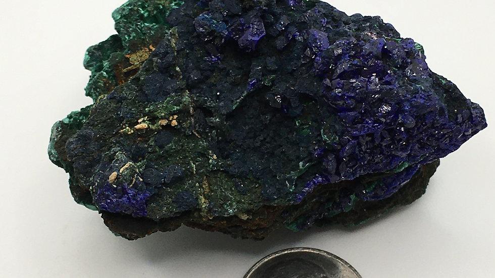 Azurite - Malachite from China