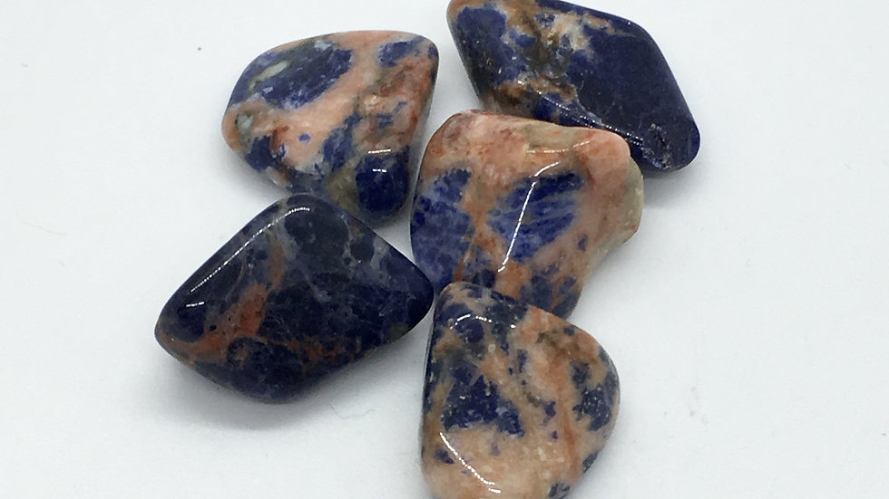 Sunset Sodalite