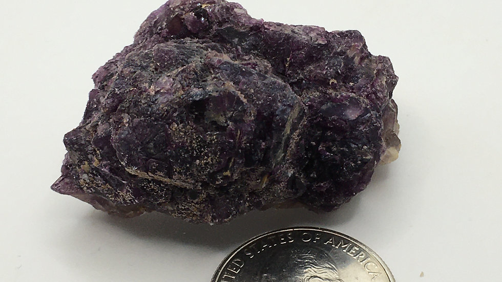 Fluorite Cluster from Hunan, China