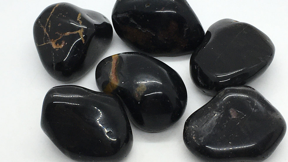 Black Onyx (curvy with more of a matte finish)
