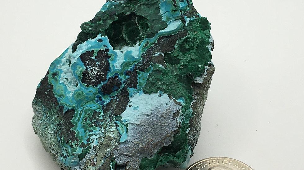 Malacolla - Malachite/Chrysocolla