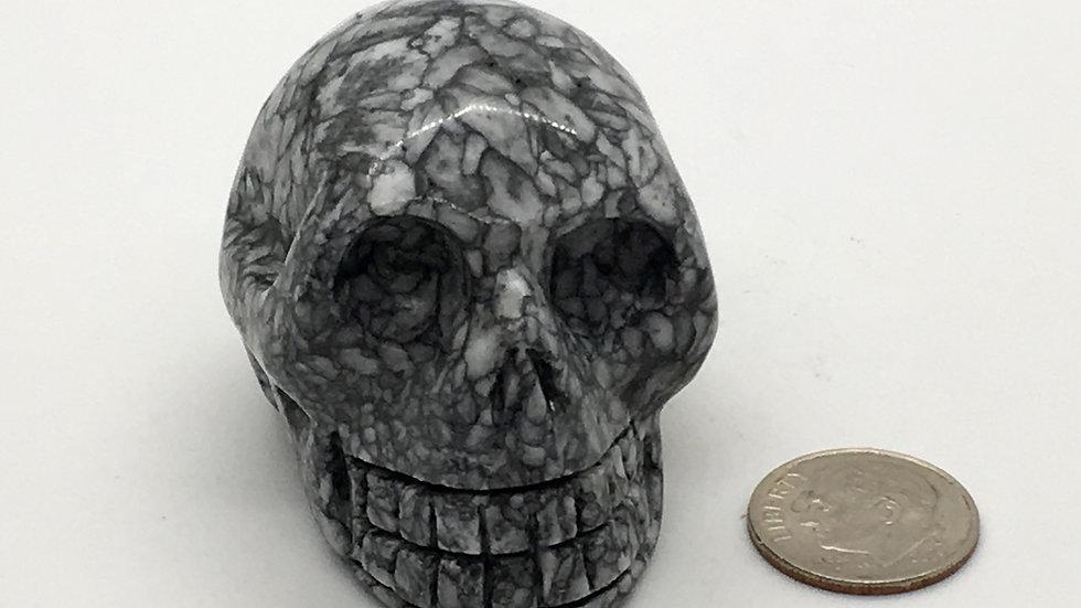 """Pinolith 2"""" Skull"""