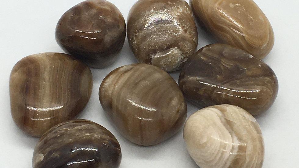 Chocolate Calcite