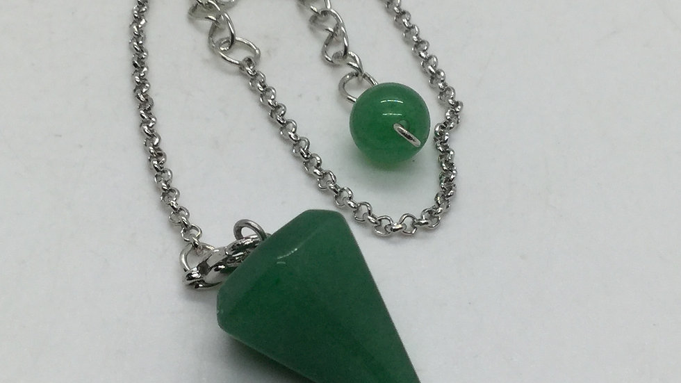 Green Aventurine Mini Pendulum