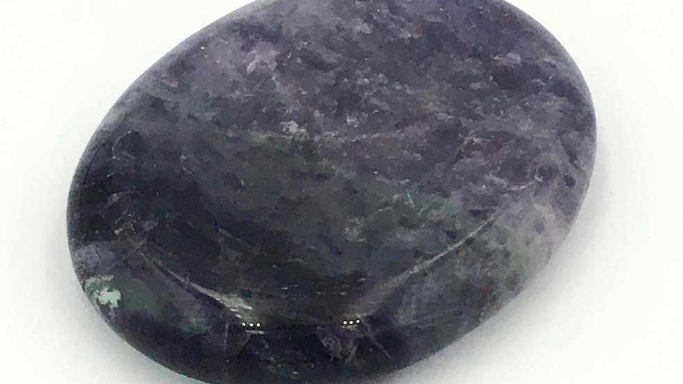 Fluorite Thumb / Worry Stone