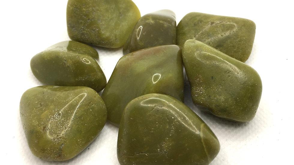Apple Green Opal