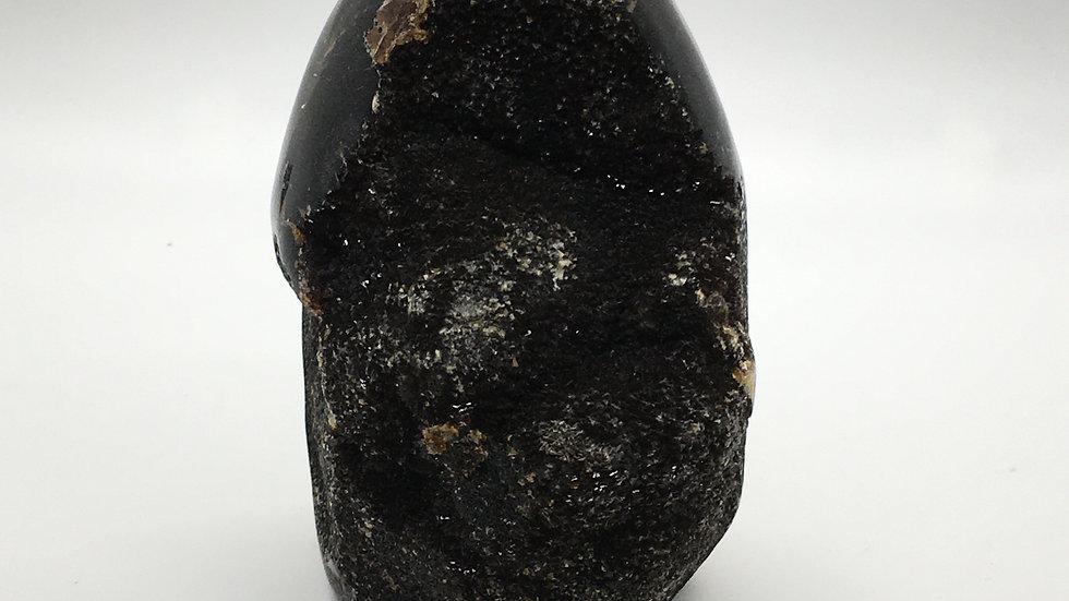 Black Septarian