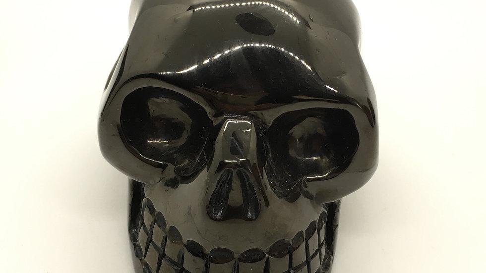 """Jet 4"""" Skull"""