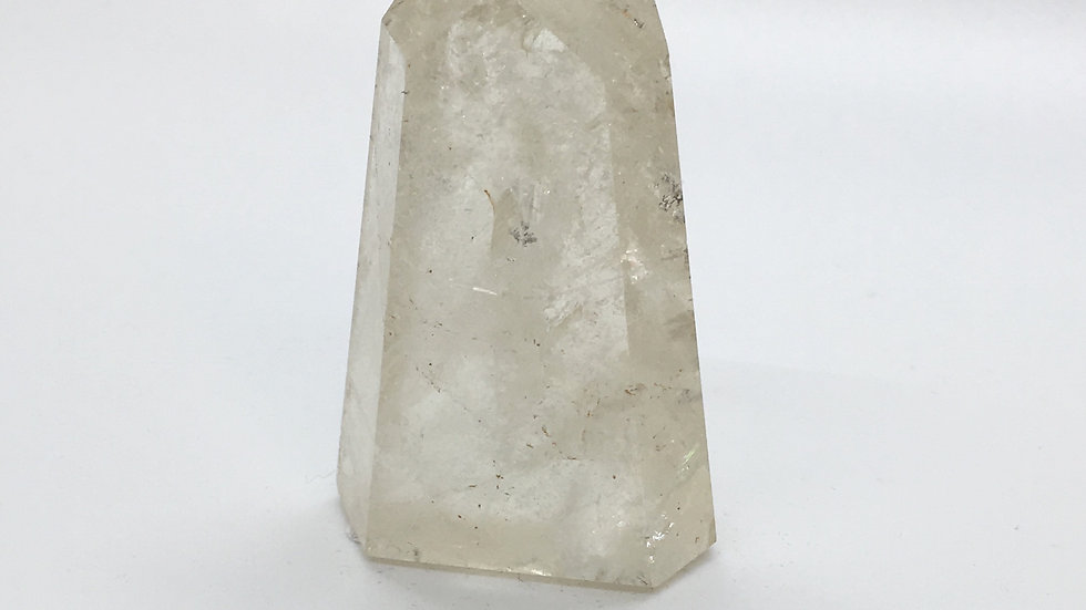 Natural Citrine Point/Tower