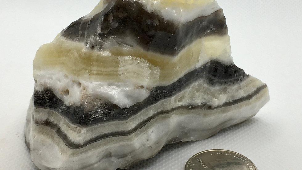 Zebra Calcite