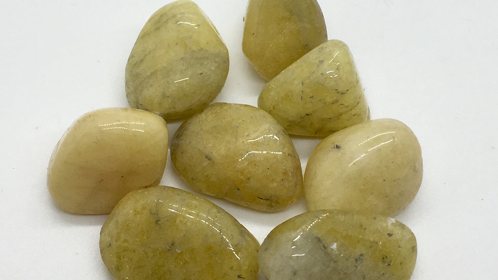 Golden Danburite AKA Yellow Danburite