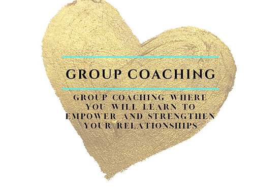 Group Coaching MONTHLY PAYMENT