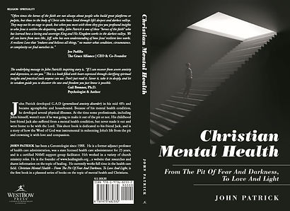 Christian mental health anxiety