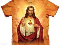 God's/Jesus's infinite presence, comforts and consoles