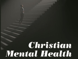 Coming to a book store near you. John Patrick's first book in his Christian Mental Health Series