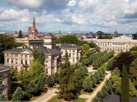 L'Alsace, une localisation stratégique au cœur de l'Europe