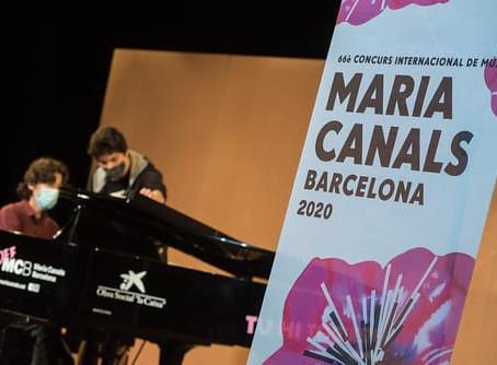 Lírica Ribes i Maria Canals es fan sentir