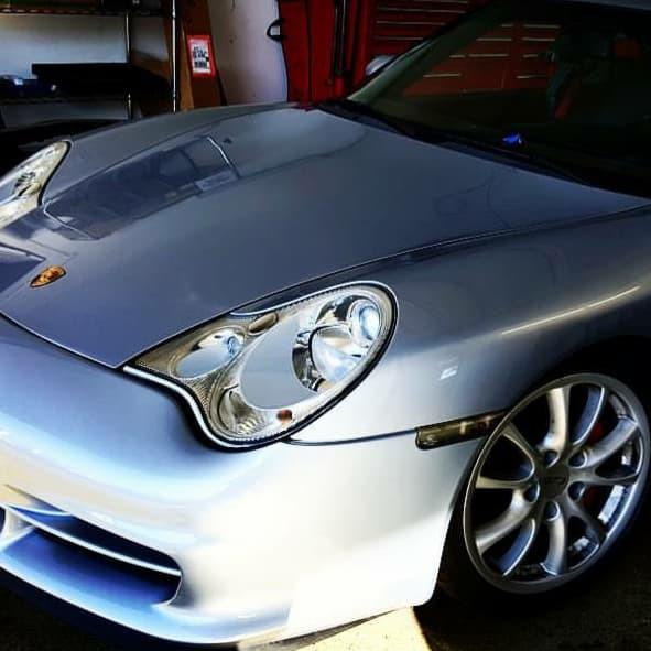 Morsche Porsche