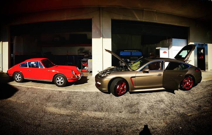 Porsche Friendly