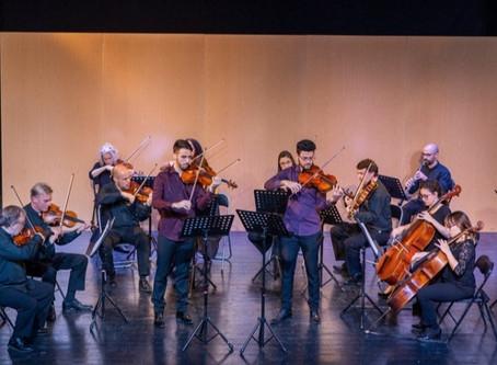 El violí i la viola com a protagonistes en el 3er concert de clàssica