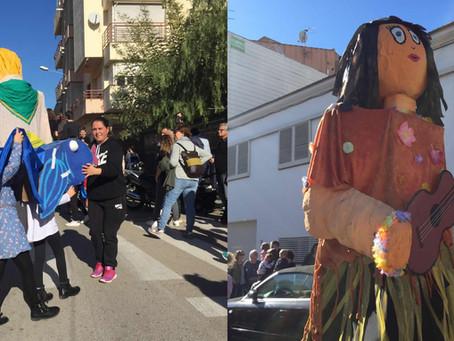 Un any més a la Cercavila d'elements festius infantils de festa major