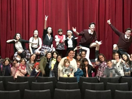 El Xiroi al Jove Teatre Regina de Barcelona