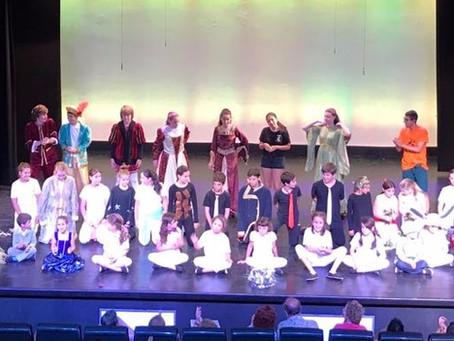 Els grups Xiroi i Junior porten 3 obres de teatre en escena