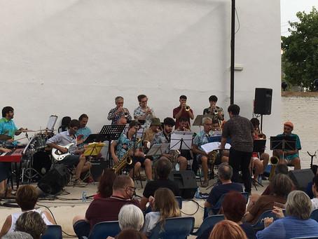 La Big Band Sitges torna a El Pati de l'entitat