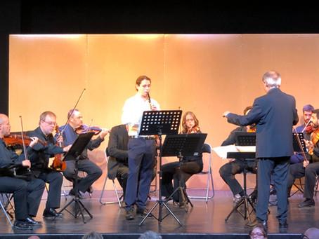 Continuen els diumenges amb els concerts de clàssica