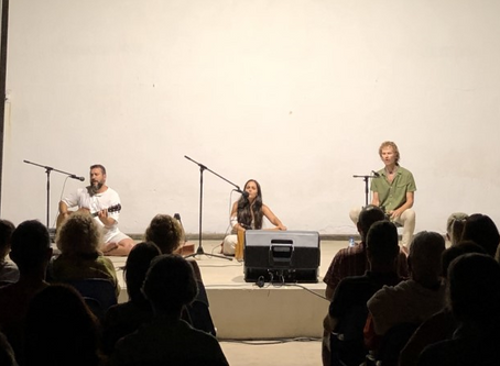 """Documental """"Mantra - Sound into Silence"""" i una audició en directe com a clausura del Cinem"""