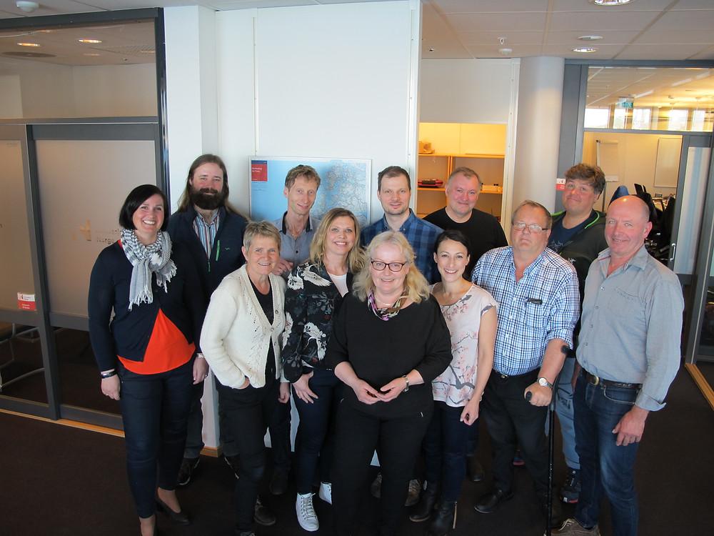 Workshop i Algenettverk Nord. Foto: Linda Simensen