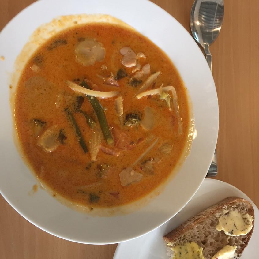 Tang og taresuppe