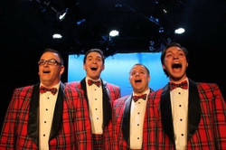 Forever Plaid at Rhino Theatre