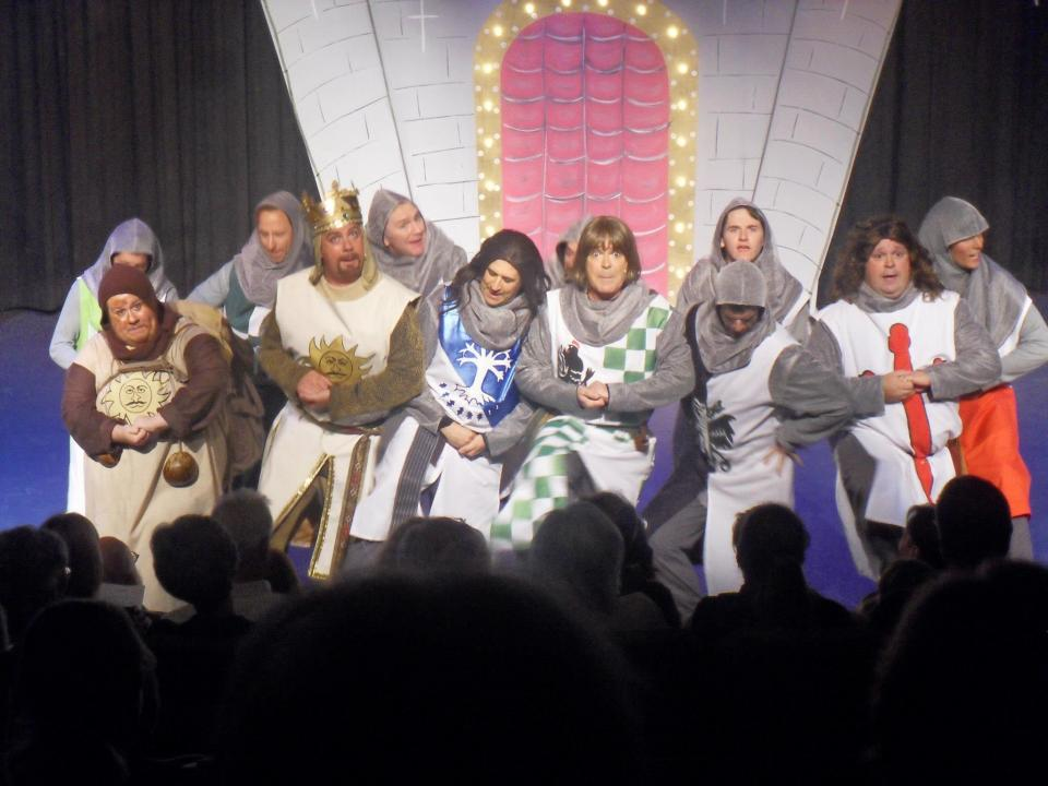 Spamalot at Rhino Theatre